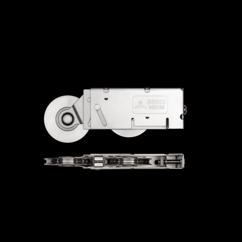 GIANT Series rollers for effortless panel operations